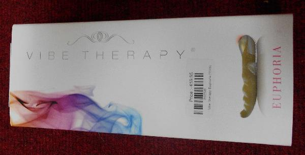 Eurphoria Vibe Therapy Packaging